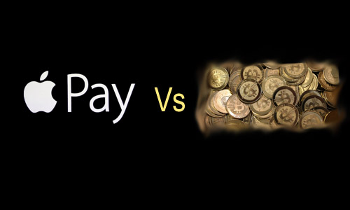 apple pay versus bitcoin